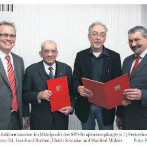 MdL Jochen Ott Neujahrsempfang Emmerich