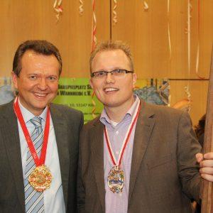 Jochen Ott und Dörmann