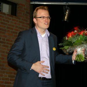 SPD-Chef Jochen Ott im Amt berstätigt