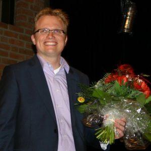 Wiederwahl: Parteichef Jochen Ott