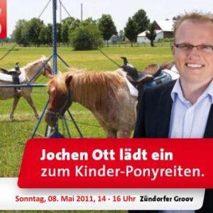 Ponyreiten 2011