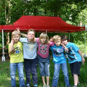 Kinderspaß pur in Merheim