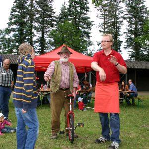 Familien-Picknick mit Jochen Ott