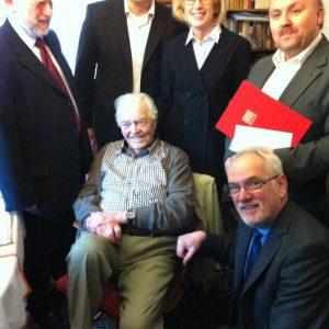 80 Jahre Genosse Hauck
