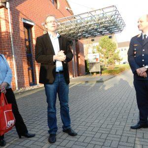 Kasernenmarsch Tillmann Ott Martens