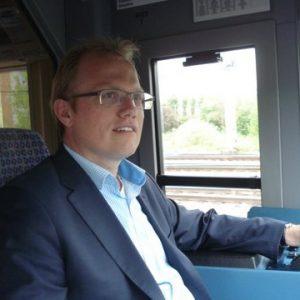 Bahnfahrer Jochen Ott