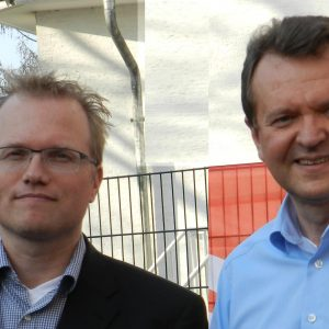 MdL Jochen Ott und MdB Martin Dörmann