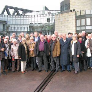 Besuchergruppe Landtag Düsseldorf