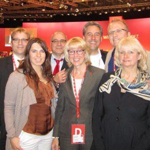 Kölner Delegation Bundesparteitag 2013