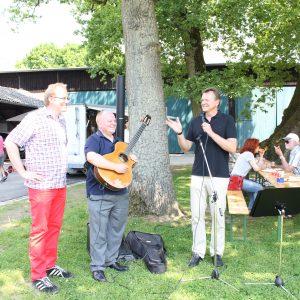 Jochen Ott, Ulf Florian und Martin Dörmann