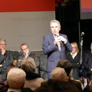 Jürgen Roters: Visionen für Porz-Mitte b