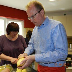 Kochen mit Jochen 2014