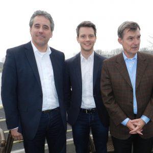 Pressetermin: Joisten, Bujanowski, Jureck