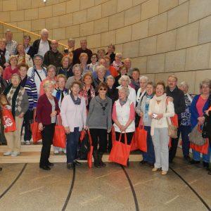 Besuchergruppe Landtag März 2015