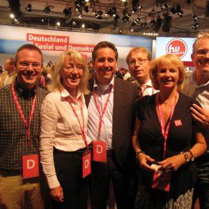 Die Kölner Delegierten des Bundesparteitags