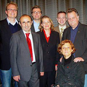 Die Kandidaten für die Landtagswahl 2010