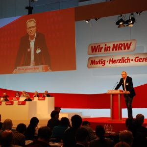 Jochen Ott Landesparteitag 2010