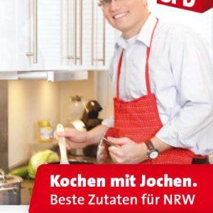 """""""Kochen mit Jochen"""" Einladungskarte"""