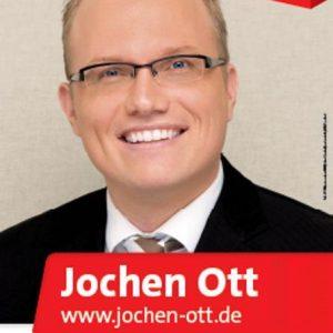 Landtagskandidat Jochen Ott