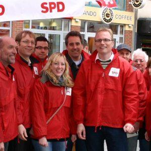 Wahlkampfauftakt mit Jochen Ott 2