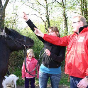 Ponyflüsterer Jochen Ott