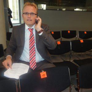 Jochen Ott: Bundesversammlung und Koalitionsverhandlung